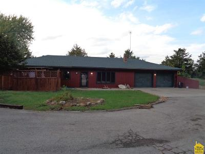 Sedalia MO Single Family Home For Sale: $175,000