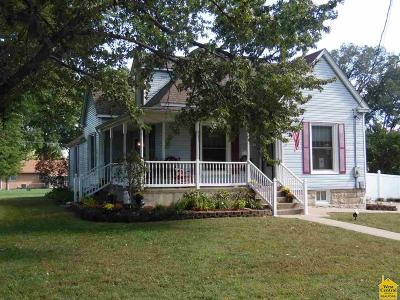 Sedalia Single Family Home Sale Pending/Backups: 2000 E 12th