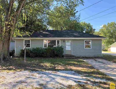 Clinton Single Family Home For Sale: 233 N Washington