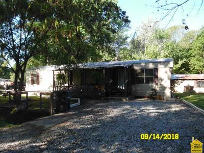 Manufactured Home For Sale: 829 SE 225 Rd