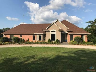 Sedalia Single Family Home For Sale: 32622 Carnation Rd.