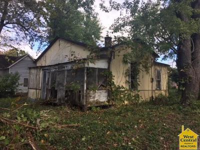 Windsor Single Family Home For Sale: 507 E Benton Street