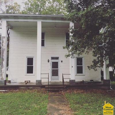 Deepwater Single Family Home For Sale: 211 S 3rd Street