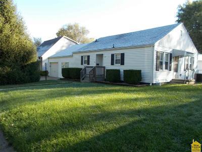 Sedalia Single Family Home For Sale: 1813 S Sneed