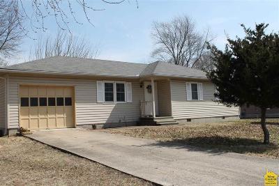 Sedalia MO Single Family Home For Sale: $83,000