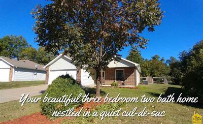 Johnson County Single Family Home For Sale: 399 Hazelwood