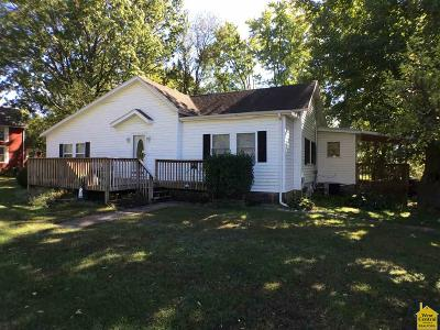 Clinton Single Family Home Sale Pending/Backups: 506 E Bodine Ave