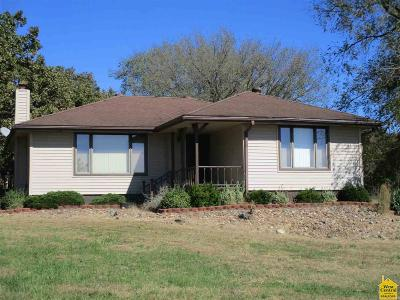 Warsaw Single Family Home Sale Pending/Backups: 23015 Hwy Bb