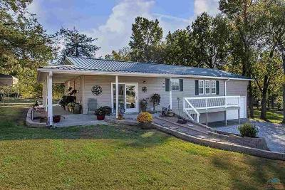 Warsaw Single Family Home For Sale: 18282 Stirrup Rd