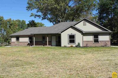 Sedalia MO Single Family Home For Sale: $195,000