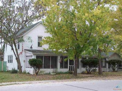 Warsaw Single Family Home For Sale: 313 Main Street