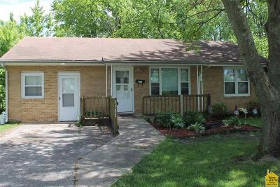 Sedalia Single Family Home For Sale: 1311 S Arlington