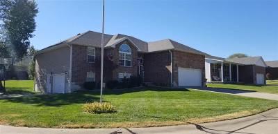 Sedalia MO Single Family Home For Sale: $189,900
