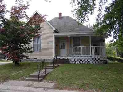 Sedalia Single Family Home For Sale: 1300 W 10th