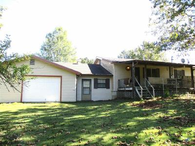 Warsaw Single Family Home For Sale: 29131 Doc's Retreat Rd