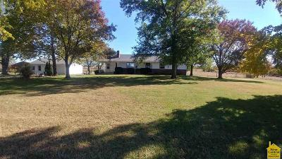 Henry County Single Family Home For Sale: 1084 SE 271 Rd