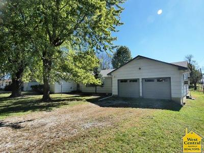 Appleton City MO Single Family Home Sale Pending/Backups: $62,500