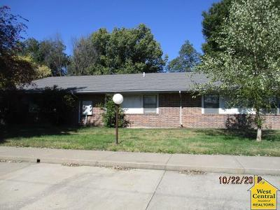 Pettis County Multi Family Home For Sale: 308 W Clay