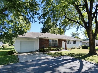 Appleton City MO Single Family Home Sale Pending/Backups: $54,900
