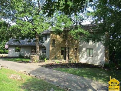 Sedalia Single Family Home Sale Pending/Backups: 21555 Hwy H
