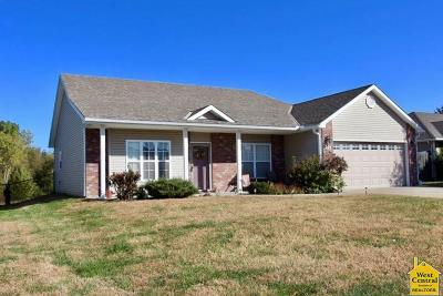 Johnson County Single Family Home Sale Pending/Backups: 713 Iron Horse Drive