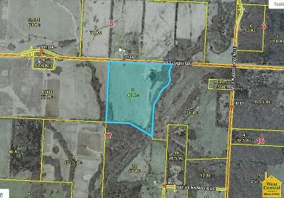 Residential Lots & Land For Sale: 42 Acres M/L Reedy Rd
