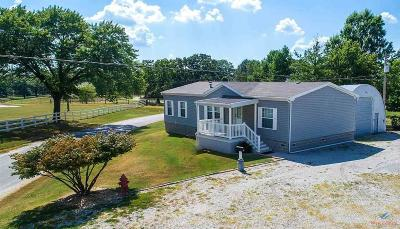 Osceola Single Family Home For Sale: 988 Hwy Ww