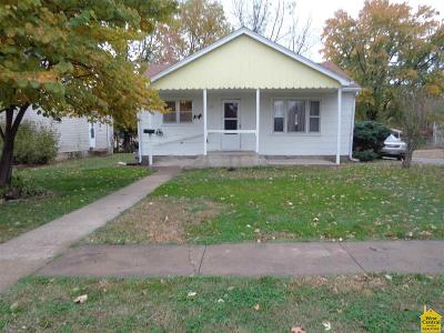 Sedalia Single Family Home For Sale: 820 W 20th St.