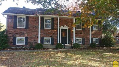 Clinton Single Family Home For Sale: 2202 N Antioch Rd