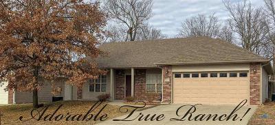Warrensburg Single Family Home For Sale: 601 W Culton