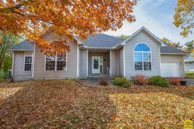 Sedalia Single Family Home Sale Pending/Backups: 2405 Stacey Ln