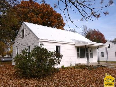 Montrose MO Single Family Home For Sale: $35,000