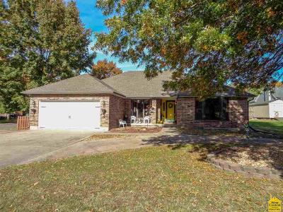Single Family Home For Sale: 1435 E Timber Ridge Drive