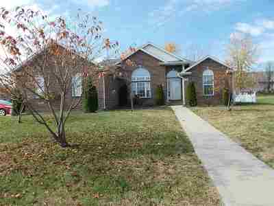 Sedalia MO Single Family Home For Sale: $204,900