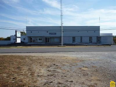 Warsaw Commercial For Sale: 31768 Mo 83 Hwy