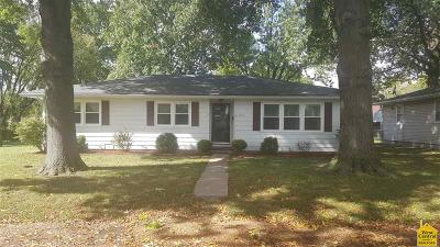 Sedalia Single Family Home Sale Pending/Backups: 1718 S Summit Avenue