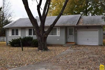 Sedalia Single Family Home Sale Pending/Backups: 2613 Maplewood Ln