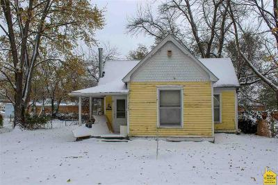 Sedalia MO Single Family Home For Sale: $19,500