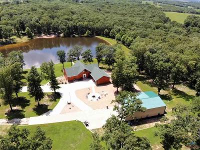 Benton County Single Family Home Sale Pending/Backups: 33621 Twin Logs Ln.