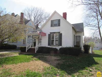 Sedalia MO Single Family Home For Sale: $109,900