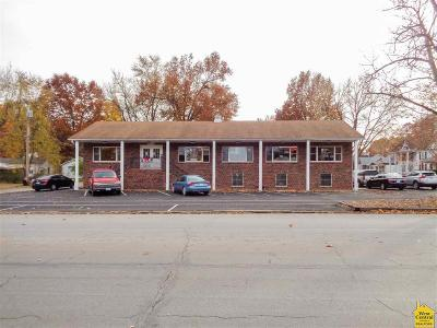 Sedalia Commercial For Sale: 1313 W 16