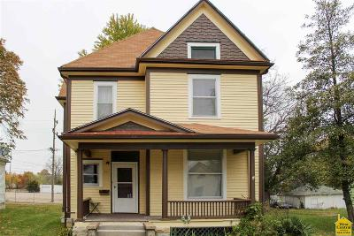 Sedalia Single Family Home For Sale: 517 E 10th