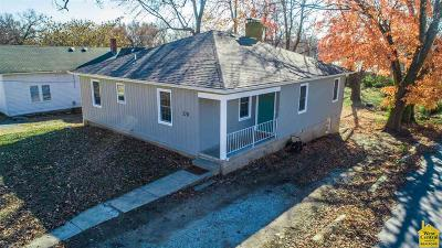 Johnson County Single Family Home For Sale: 320 Broad Street