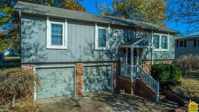Warrensburg MO Single Family Home Sale Pending/Backups: $179,900