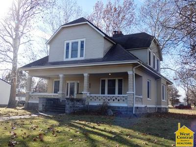 Montrose MO Single Family Home For Sale: $120,000