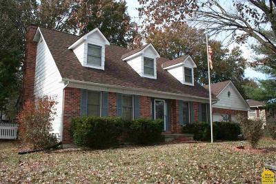 Clinton Single Family Home Sale Pending/Backups: 1207 S 8th