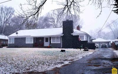 Clinton Single Family Home For Sale: 803 S 3rd
