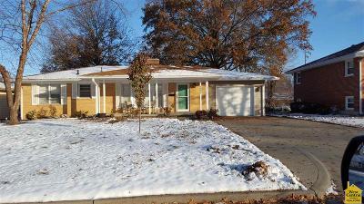 Sedalia MO Single Family Home For Sale: $145,500