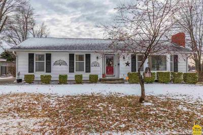 Sedalia MO Single Family Home For Sale: $149,900