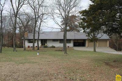 Sedalia Single Family Home Sale Pending/Backups: 29085 Apple Valley Rd